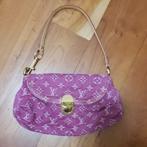 Pink Louis Vuitton Purse